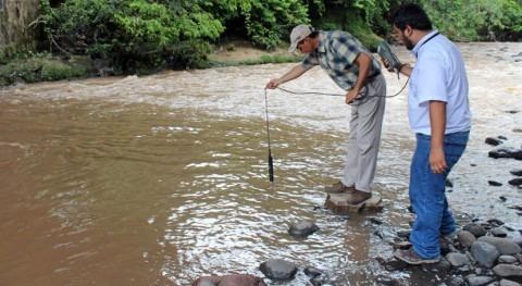 Gobierno Salvador monitorizará puntos críticos río Sucio
