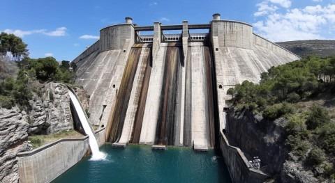 situación reservas Mediano- Grado permite experimentar crecida mantenimiento