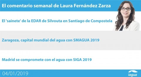 24ª edición SMAGUA Zaragoza y SIGA Madrid, lo mejor semana