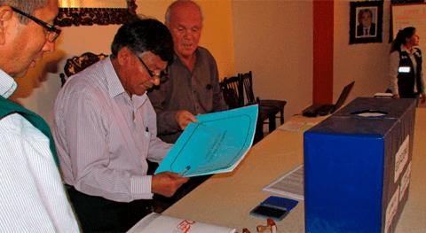 Autoridad Nacional Agua adecúa cronograma electoral organizaciones usuarios