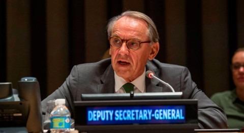 Nuevo enfoque ONU tratar cólera Haití