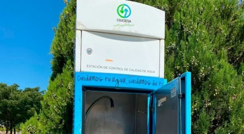 Hach Iberia se adjudica mantenimiento equipos medida concentración cloro EMASESA