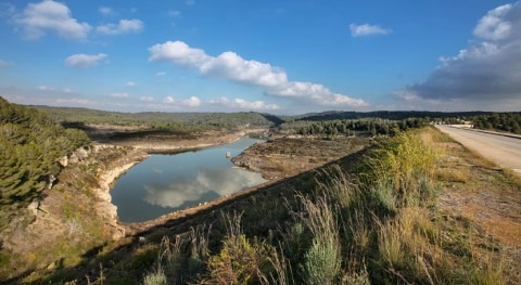 Continúa mantenimiento caudales ecológicos y recuperación río Gaià