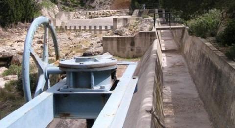 Adjudicado proyecto reparación túnel derivación río Matarraña al embalse Pena