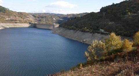 reserva hidráulica española aumenta al 54,9 % capacidad