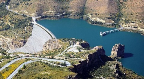 Granada ya cuenta adecuación canal Loaysa mantenimiento y conservación