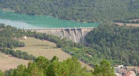 Licitada mejora seguridad presas Sant Ponç y Baells Cataluña