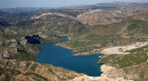 Licitadas obras ampliar capacidad embalse Santolea Teruel