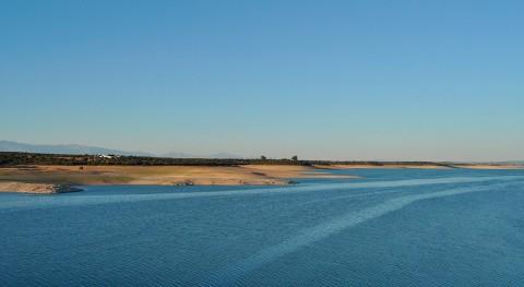 reserva hidráulica española cae 56,3 % capacidad
