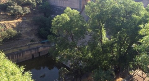 CHG licita obras garantizar suministro agua comarca Condado, Jaén