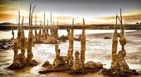 Cómo contaminación ha creado arte balsa lodos tóxicos más grande Europa