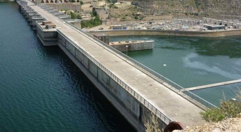 reserva hídrica española se mantiene al 66,4% capacidad