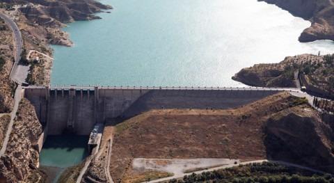 CHG adjudica 4,3 millones euros obras impermeabilización embalse Negratín
