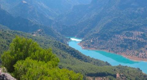 sondeos Merced preservan existencias embalse Quiebrajano Jaén