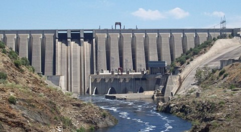 reserva hidráulica española, al 62% capacidad total