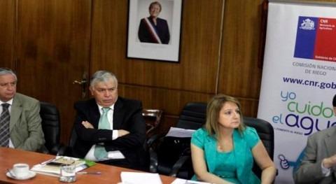 Gobierno Chile aprueba priorizar construcción embalse Zapallar