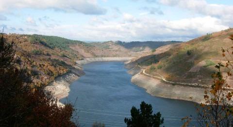 reserva hidráulica española aumenta y se sitúa 57,7 % capacidad