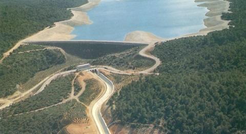 Trasvase Tajo-Segura: finalizan obras reparación embalse Bujeda
