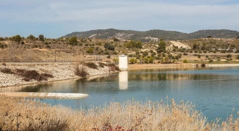 reserva hidráulica española se incrementa 29 hectómetros cúbicos última semana