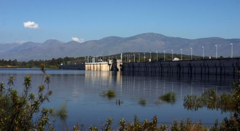 CHT impermeabilizará canal principal margen derecha riegos Alagón