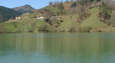Embalse de Oiola (Wikipedia/CC).