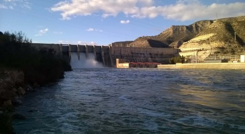 CHE informa crecida controlada primavera aguas abajo Mequinenza-Ribarroja-Flix
