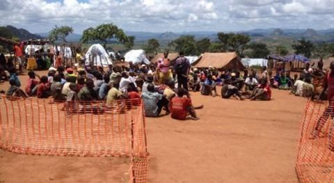 sequía provoca emergencia humanitaria Mozambique