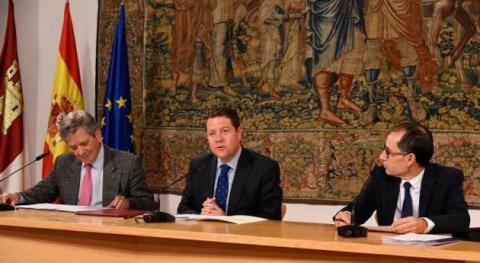 """García-Page: """"Rajoy ha dejado evidencia traición y mentira Memorándum Tajo-Segura"""""""