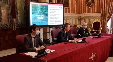 Emasesa ejecutará tres años 250 millones obras públicas Sevilla