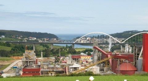 Ence encarga nuevamente Veolia Water Technologies ampliación EDARI Navia, Asturias