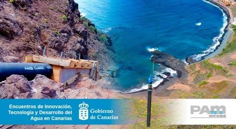 Encuentros Innovación, Tecnología y Desarrollo Agua Canarias