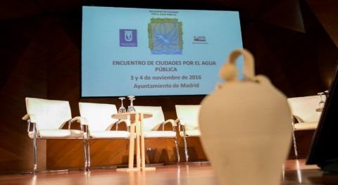 Madrid pide más autonomía municipal gestión agua