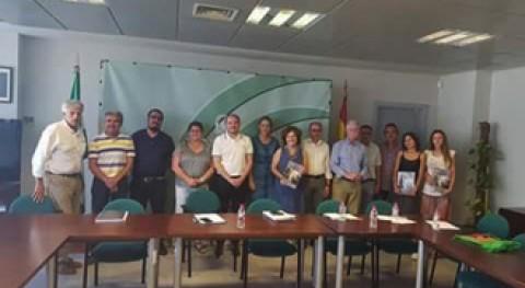 Reunión Andalucía estudiar posibles medidas correctoras Acuífero Río Aguas