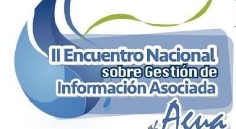 II Encuentro Nacional Gestión Información asociada al Agua