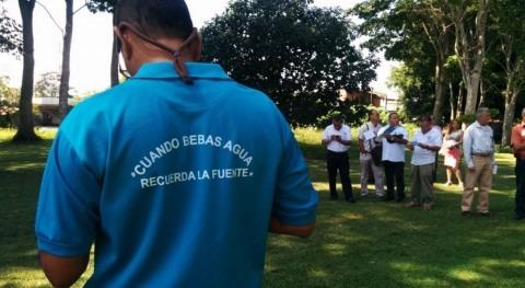 gestores comunitarios agua costarricenses refuerzan asociatividad