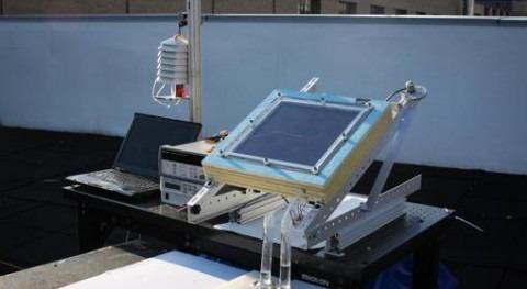 Obtención agua potable aire mediante energía solar
