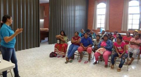 Paraguay incorpora enfoque género proyectos agua indígenas Chaco