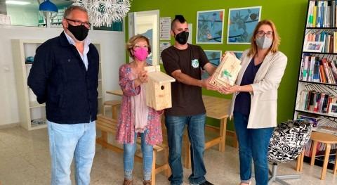 Aquajerez y Faunatura inician proyecto recuperación gorriones Jerez