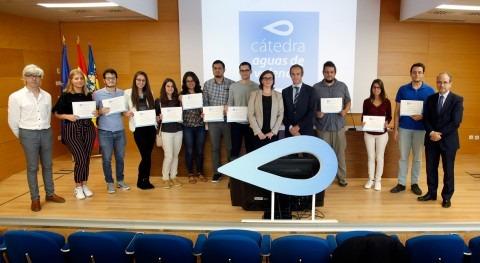 Cátedra Aguas Valencia impulsa formación futuros ingenieros Politécnico