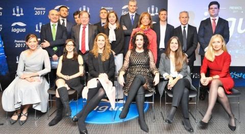 Descubre sensacional nómina entregadores Premios iAgua 2018