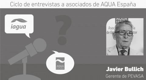 """J. Bullich: """" especialización sistemas tratamiento agua es oportunidad negocio"""""""