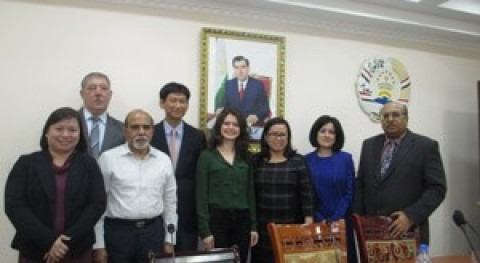Eptisa finaliza taller gestión hídrica cuenca río Pyanj Tayikistán