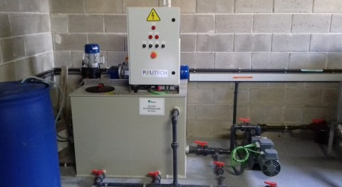 Preparadores automáticos polielectrolito