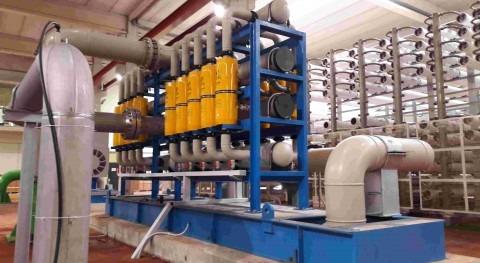 Cadagua y Acuamed llevan cabo mejoras energéticas desalinizadora Valdelentisco