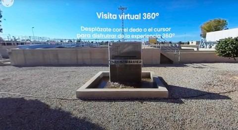 sistema vídeos 360º ESAMUR muestra EDAR empresas que concursan licitaciones