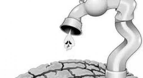 Gestionando escasez, crisis agua