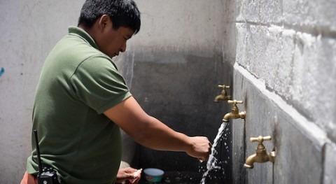 paradoja escasez agua América Latina