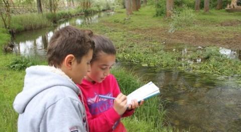 escolares Cantabria comienzan medir calidad fluvial ¡Explora tu río!