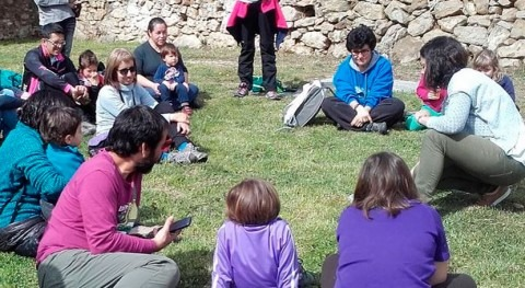 Escuela Agua, censo entidades educación ambiental Cataluña