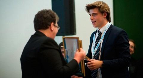 Escuela Agua impulsa jóvenes talentos Cumbre Agua Budapest
